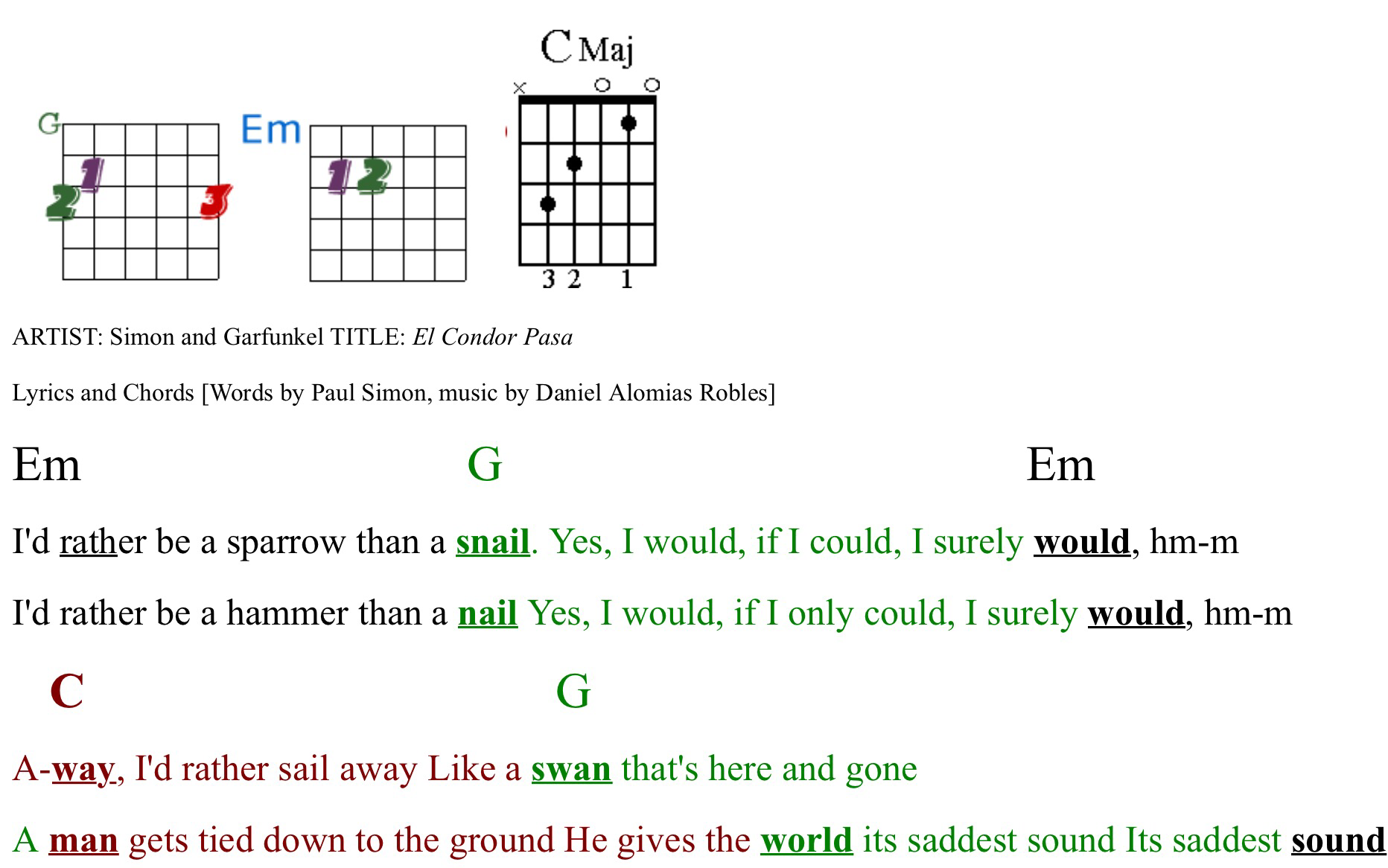 The c major chord guitar at atu c major chord are c e g 201502img0399g hexwebz Gallery