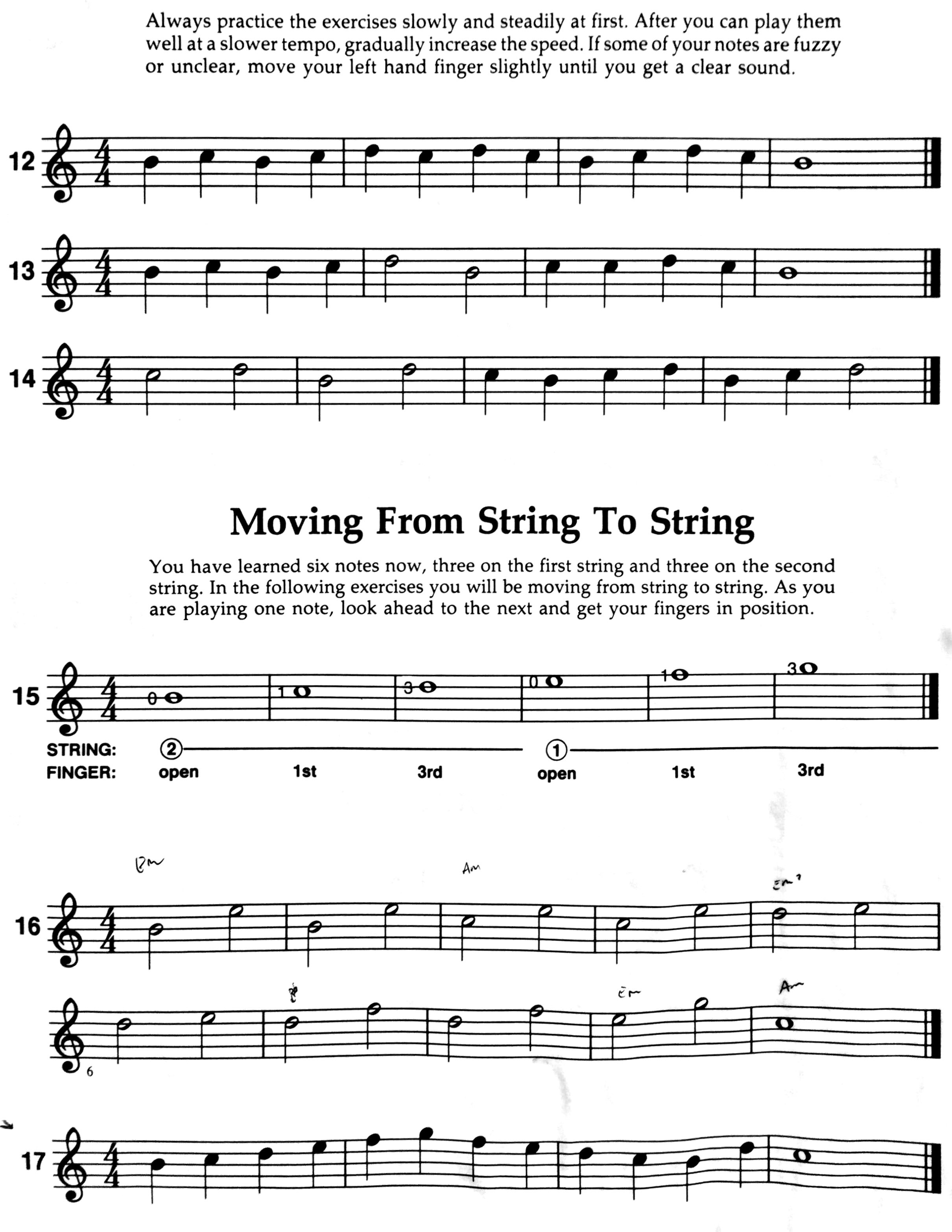 Uncategorized guitar at atu page 4 add b string to blues improv notes hexwebz Image collections